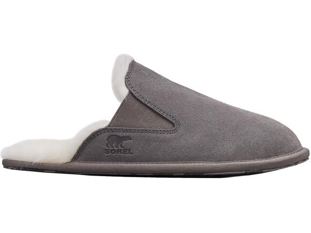 Sorel Hadley Zapatillas de Casa Mujer, gris